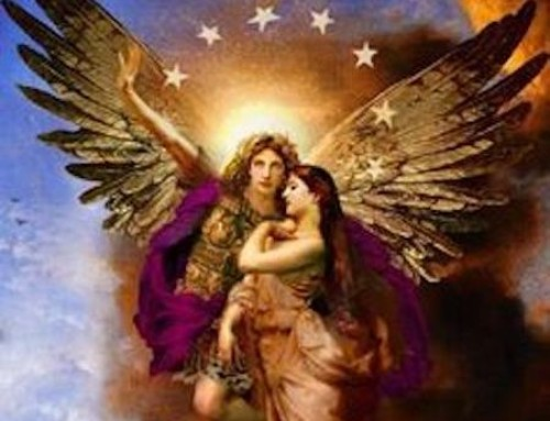 ArchAngel Michael is my Friend and Workmate